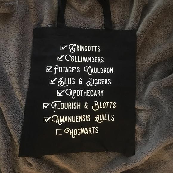Handbags - Harry Potter tote bag
